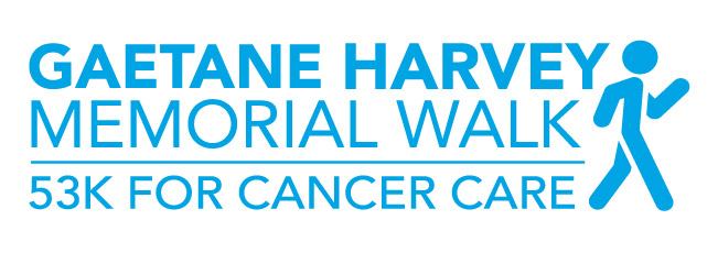 Gaetane Harvey Memorial Walk Logo